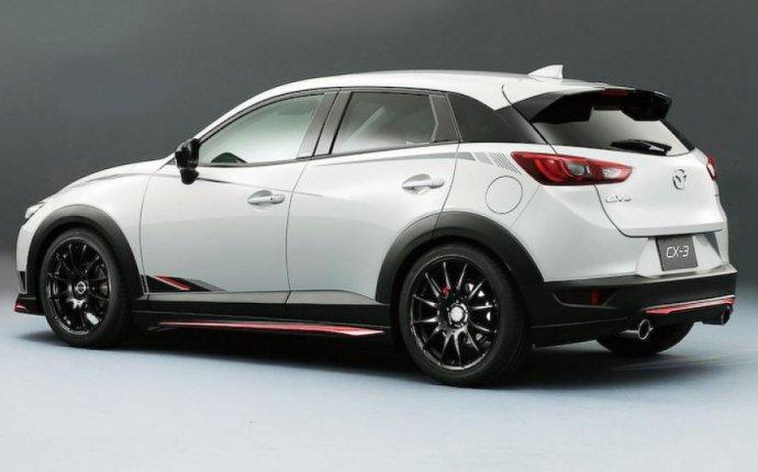 Почти все модели Mazda получили фирменные тюнинг-пакеты - Top Gear