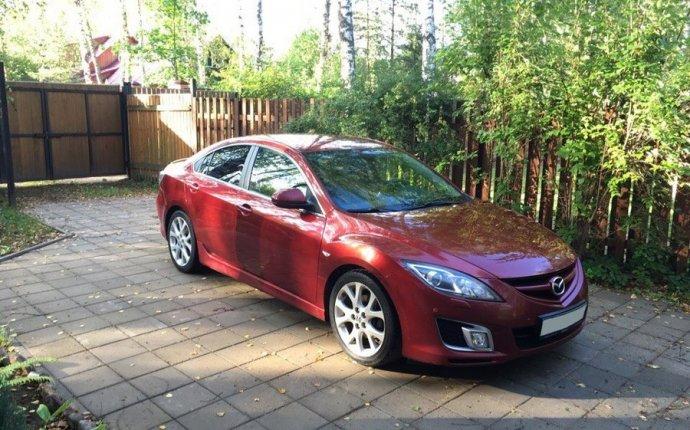 Поколения и кузова Mazda 6 на Авто.ру