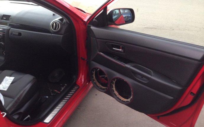 Пост #2 Замена дверных карт — бортжурнал Mazda 3 ★Red s