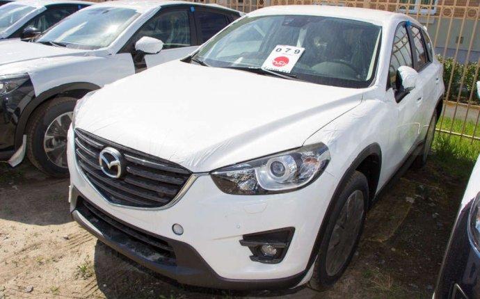 Продажа авто Мазда СХ-5 2017 года в Санкт-Петербурге, (Mazda РОЛЬФ