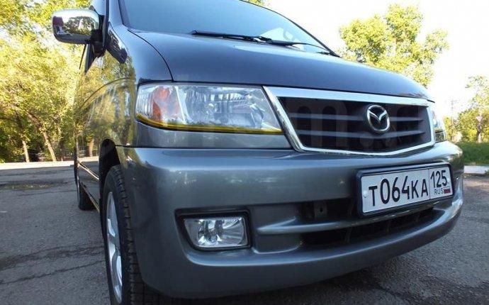 Продажа Mazda Bongo Friendee (Мазда Бонго Френди) в Хабаровске