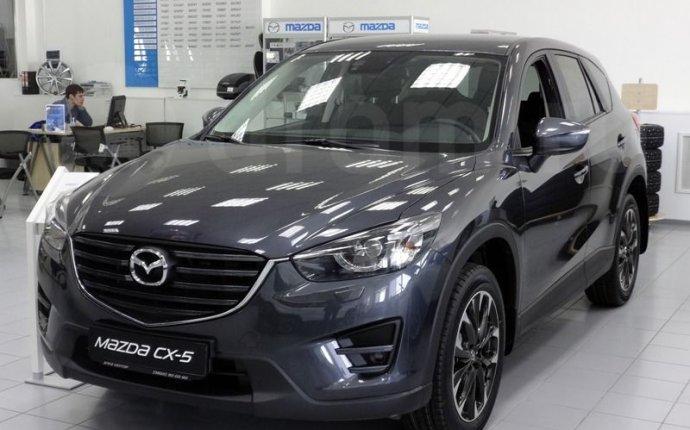 Продажа Mazda CX-5 2015 год в Томске, Обновленная MAZDA СХ- 5 в