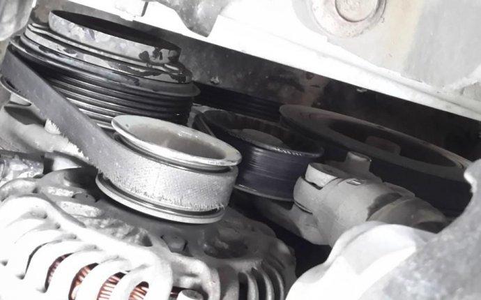 Ремень генератора - Страница 20 - СХ-5 Неисправности, Глюки