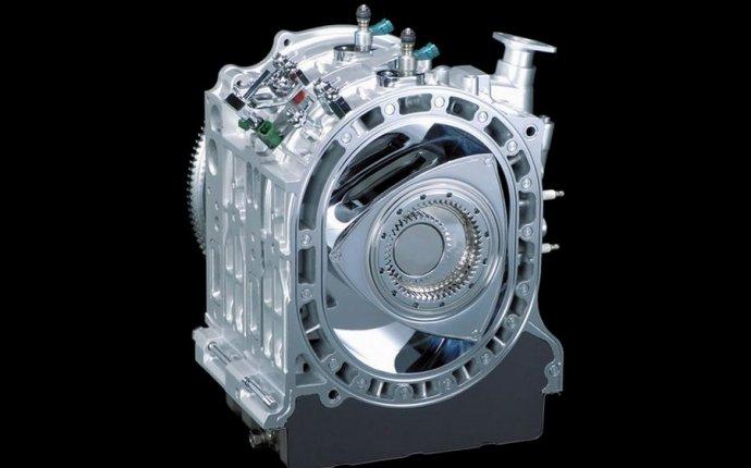 Роторный двигатель Mazda RX 8
