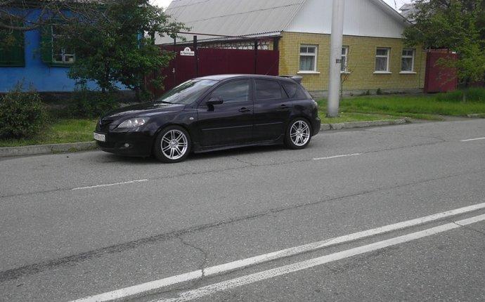 Снял заниженные пружины! — бортжурнал Mazda 3 Priora made in Japan