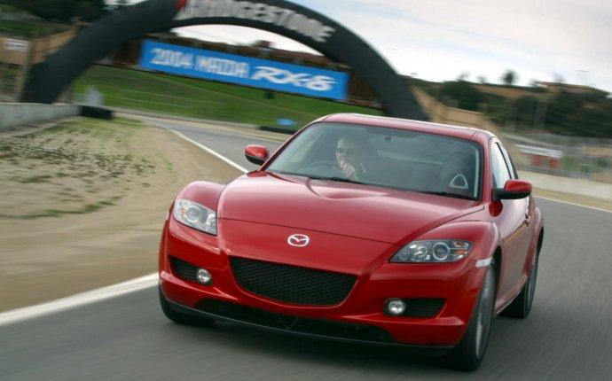 Технические характеристики Mazda RX-8 | Автоделкино