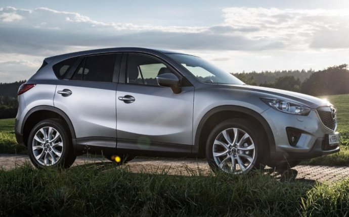 Тест-драйв: Mazda CX-5 2.2 - Top Gear