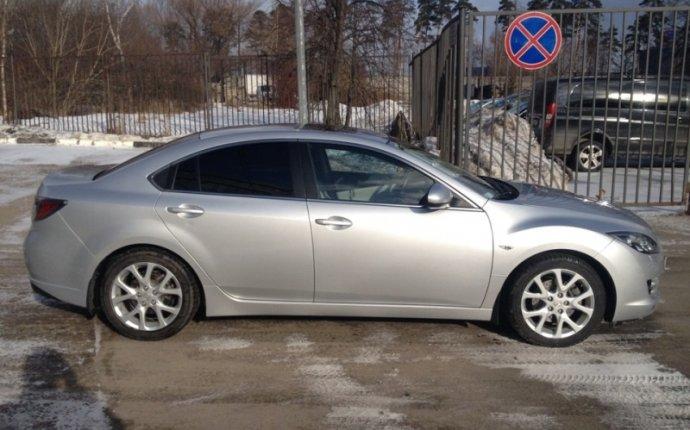 Увеличение клиренса Mazda 6 GH | AutoDVC