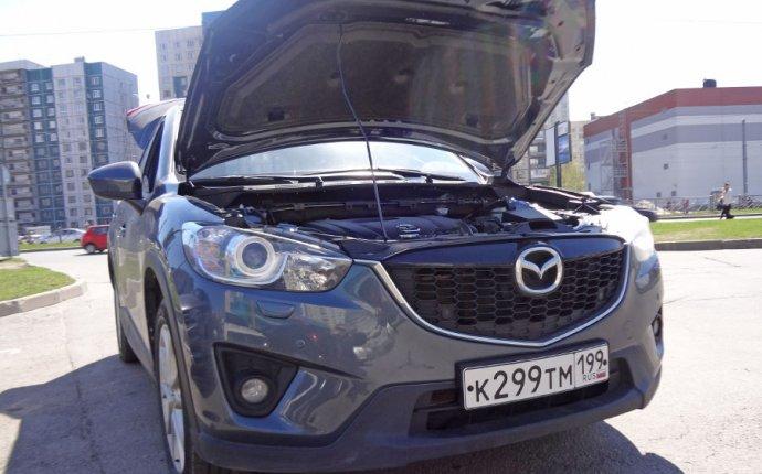 Выездная диагностика автомобиля MAZDA CX5 перед покупкой