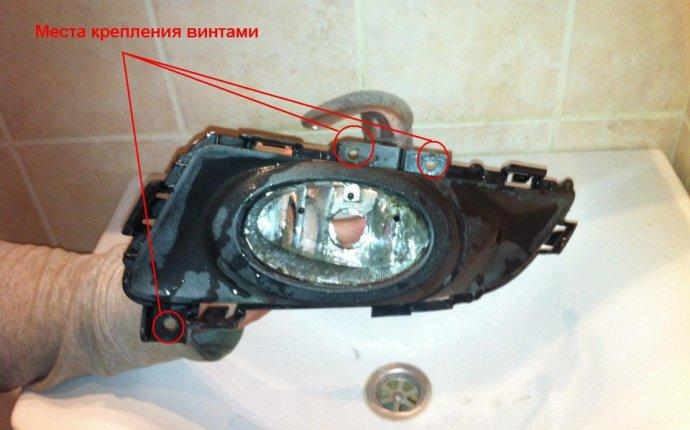 Восстанавливаем противотуманные фары — бортжурнал Mazda 3 Bender
