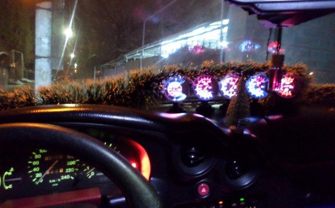 Вот такой она была на новый год — logbook Mazda MX-3 Docker | DRIVE2