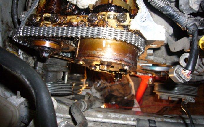 Замена цепи грм — бортжурнал Mazda Demio Tsukuba circuit 2003 года