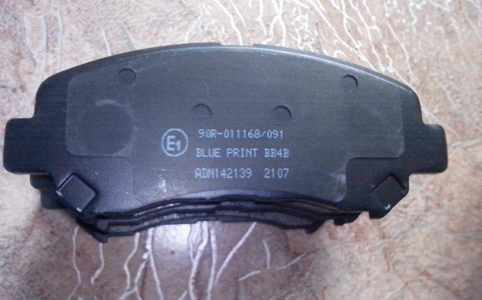 Замена передних тормозных колодок — бортжурнал Mazda CX-5 2,0 л