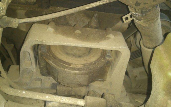 Замена правой опоры (подушки) двигателя mazda 3 — бортжурнал Mazda