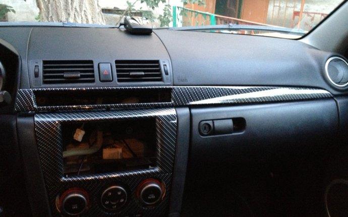 Замена штатной магнитолы — бортжурнал Mazda 3 2007 года на DRIVE2