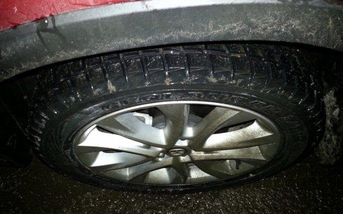 Зима Что брать? — бортжурнал Mazda CX-5 RED Iron MPS 2012 года на